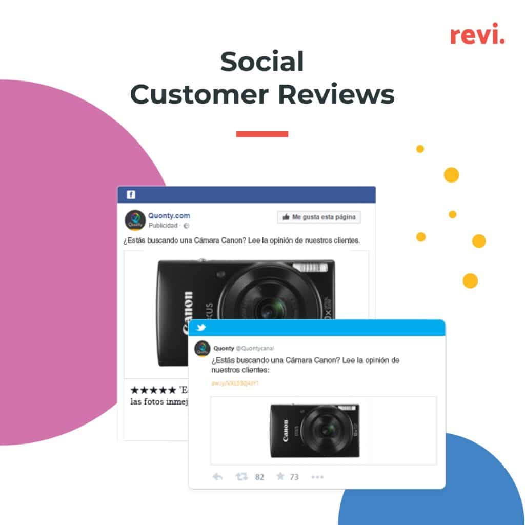 Social Customer Reviews
