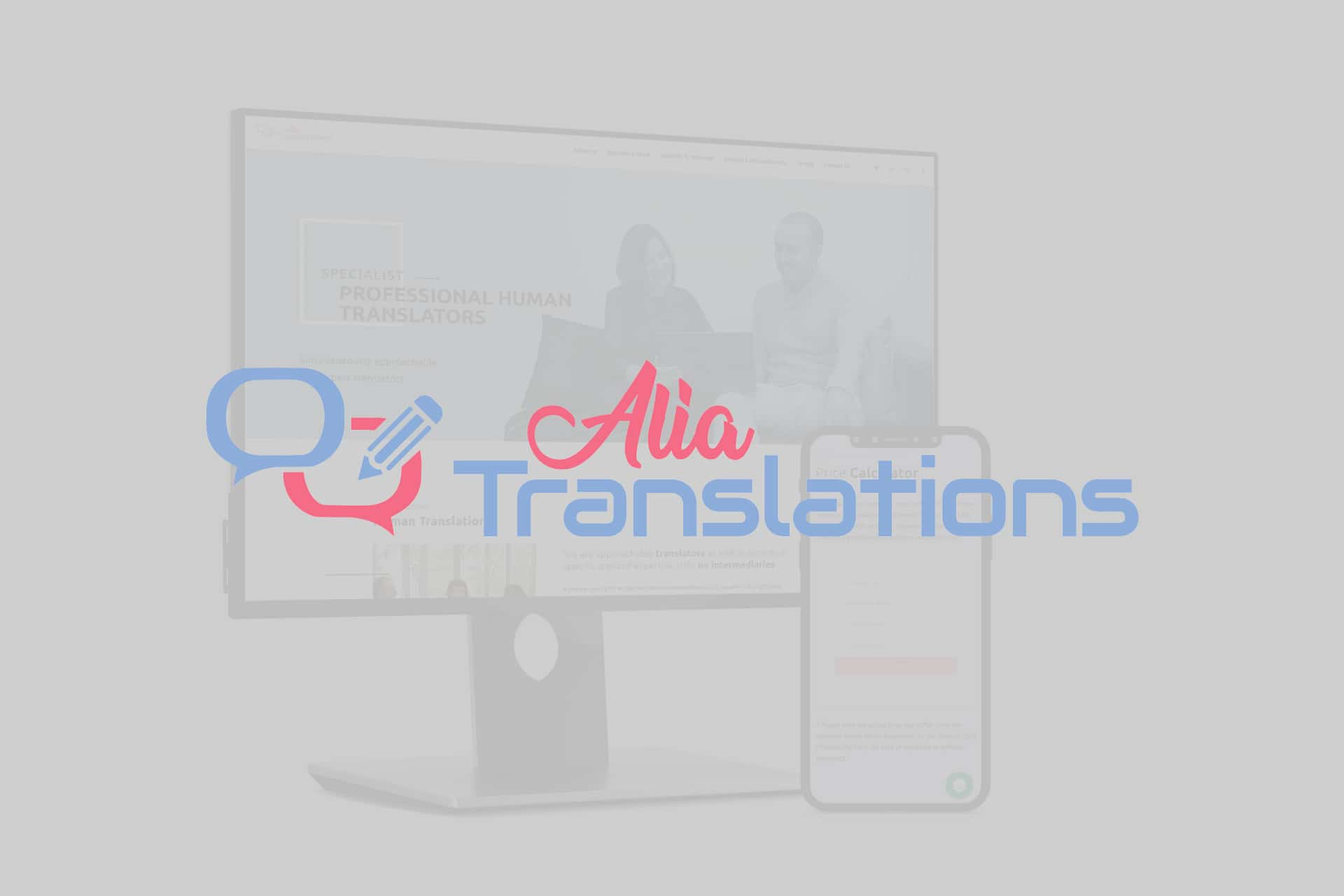 Alia Translations
