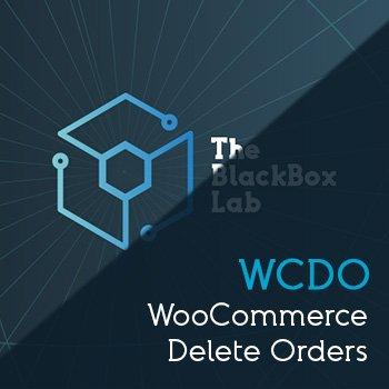 WooCommerce Delete Orders