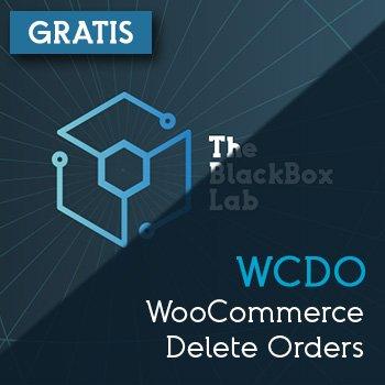 Woocommerce Delete Orders FREE